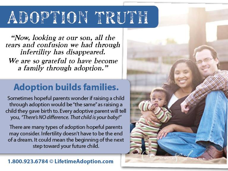 adoption truth